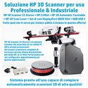 Scanner 3D & Workstation Certificata
